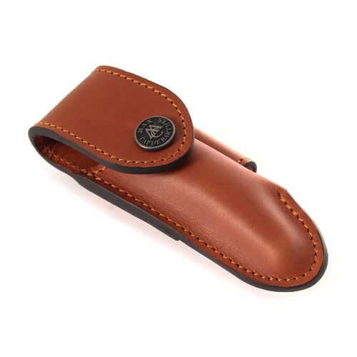 Max Capdebarthes Pocket knife sheath, Laguiole Trad. 11 cm, Maya (light brown) – image 1