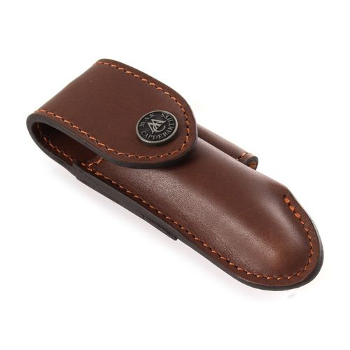 Max Capdebarthes Pocket knife sheath, Laguiole Trad. 11 cm, Choco (brown) – image 1