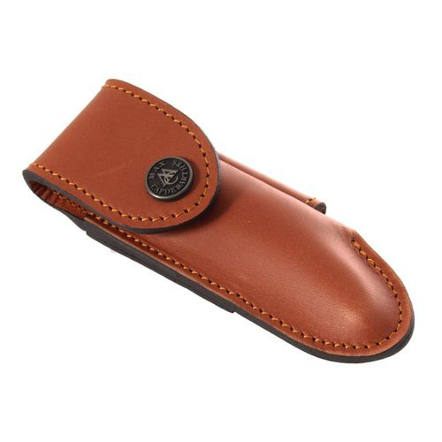 Max Capdebarthes Pocket knife sheath, Laguiole Trad. 12 cm, Maya (light brown) – image 1