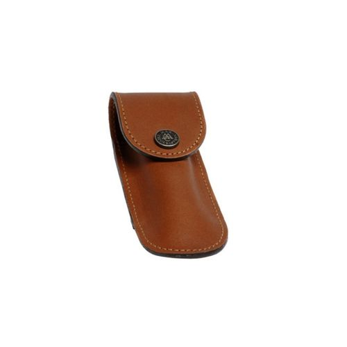 Max Capdebarthes Pocket knife sheath, Laguiole 12 cm, Maya (light brown) – image 1