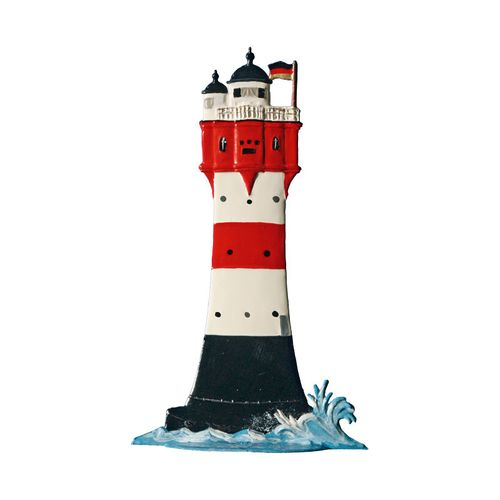Lighthouse 10x6 cm, made of pewter - Wilhelm Schweizer -