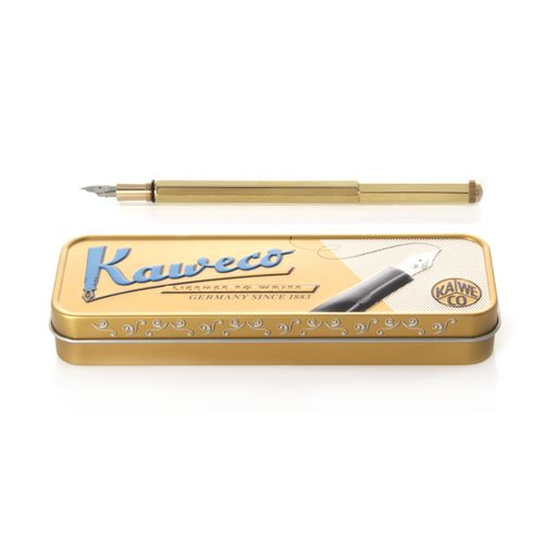 Kaweco Special Fountain Pen Brass Pen Nib: EF (extra fine) – image 1