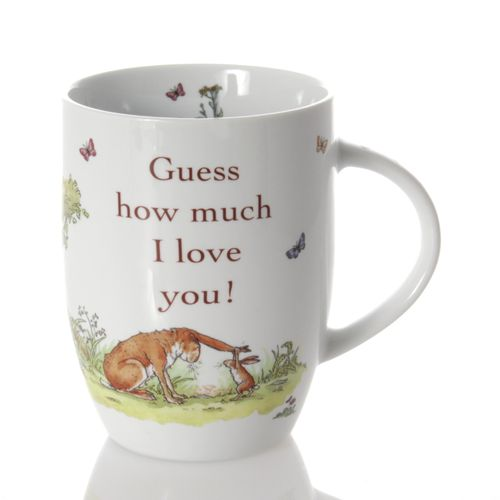 Könitz Mug - Guess how much I love you!