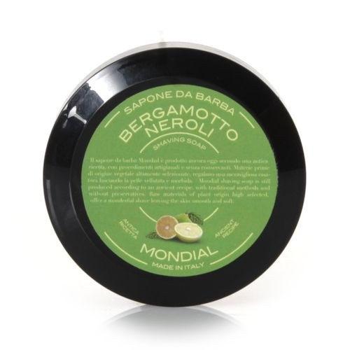 Antica Barberia Mondial - Bergamot - Travel shaving soap, 60 g