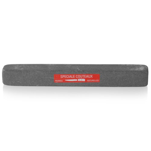 Special Laguiole Grindstone, natural, Slate, fine-grained, 16cm