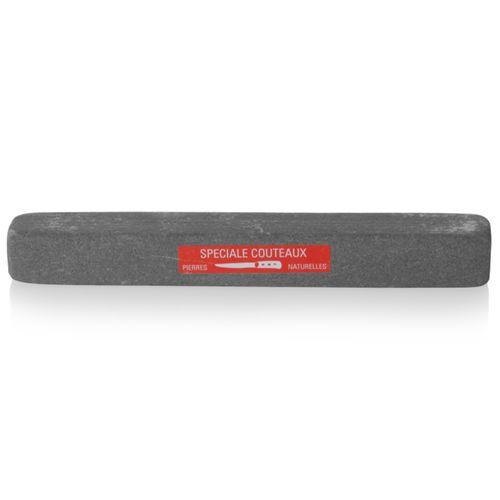 SPECIAL COTEAUX Schleifstein, natürlich, Schiefer, feinkörnig, 16cm