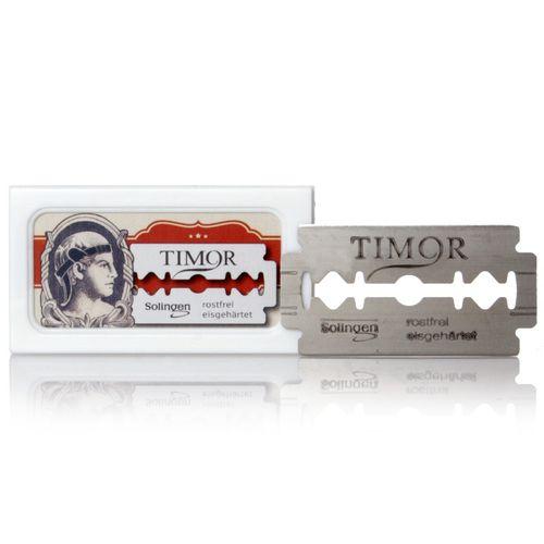Timor - Rasierklingen, rostfrei, 10 Stück