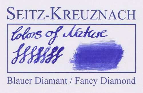 Seitz-Kreuznach Fountain pen ink Fancy Diamond, 1 fl oz – image 2