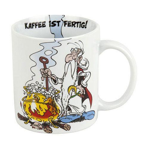 Könitz Cup - Asterix - Kaffee ist Fertig!