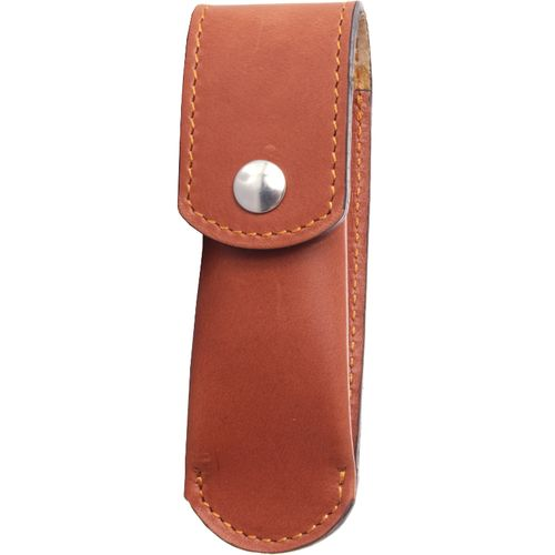 Max Capdebarthes Belt case SAUVETERRE PETIT, maya (brown)