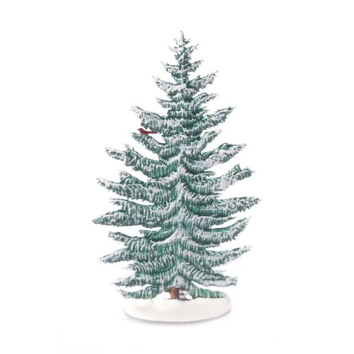 Made of Pewter, Spruce Winter 9 cm - Wilhelm Schweizer -