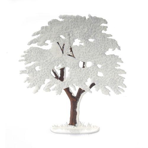 Standfigur aus Zinn, Kastanie im Winter 9 cm - Wilhelm Schweizer -