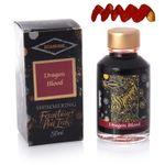 Diamine - Shimmering Fountain Pen Ink, Dragon Blood 50ml