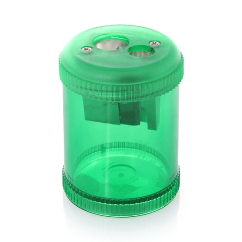 DUX Double Sharpener Classic Transparent, Green