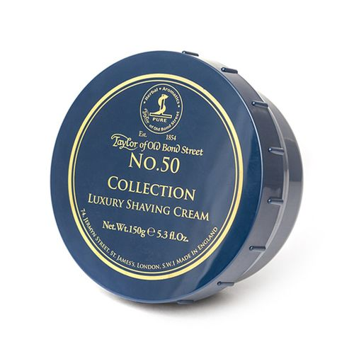 Shaving Cream No. 50 Collection, 150g - Taylor of Old Bond Street