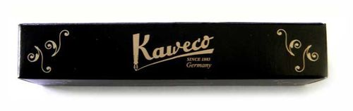 Kaweco Sport FROSTED Fountainpen Light Blueberry  B (bold) – image 2