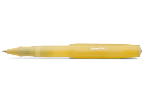 Kaweco Sport FROSTED Rollerball Sweet Banana – Bild 1