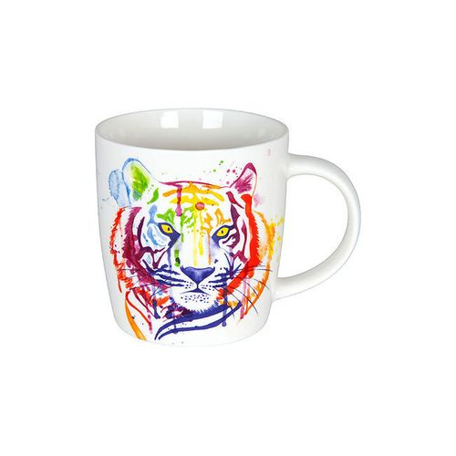 Könitz Cup – Mug Watercoloured Animals-Tiger