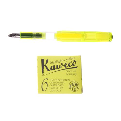 Kaweco Highlighter Set Neongelb 1.9 – Bild 1