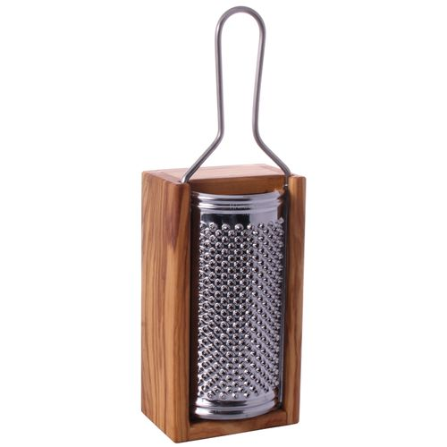 Arteinolivo Grater, olive wood, stainless, 290 mm