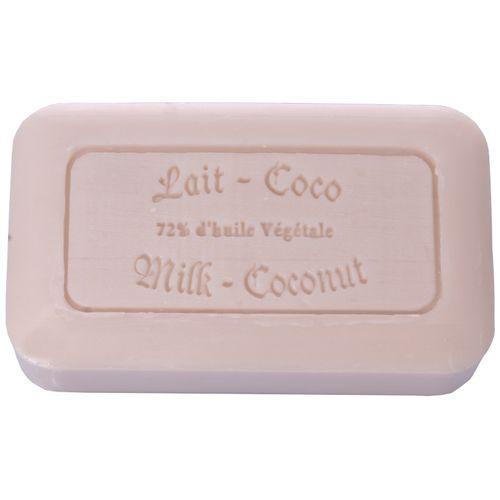 Savon de Marseille - Lait-Coco (milk-coconut), 125 g, handmade