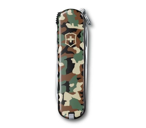 Victorinox Pocket Knife, Nail Clip 580, camouflage plastic handle 0.6463.94 – image 3