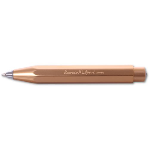 Kaweco Sport AL mechanical pencil Gold Edition, 0.7 mm