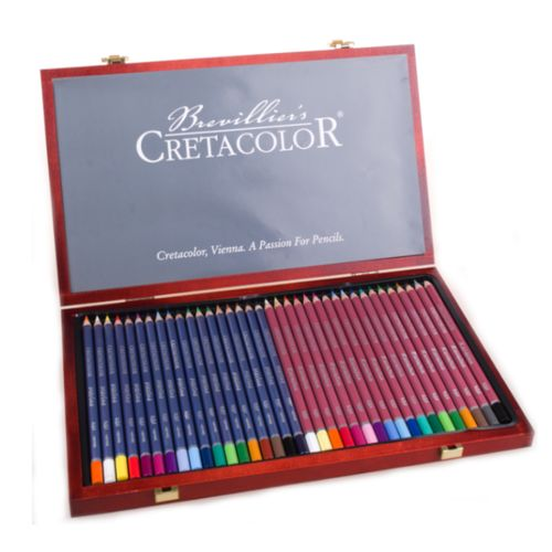 CRETACOLOR - Set of 36 pencils, Karmina & Marino, Special Edition – image 1