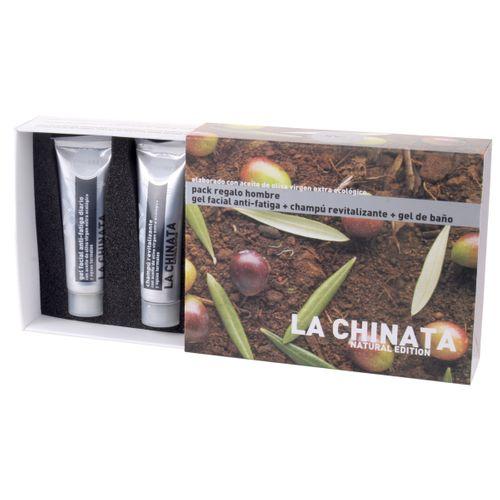 La Chinata Care gift set, body milk, soft shampoo, hand cream, 15 ml – image 2