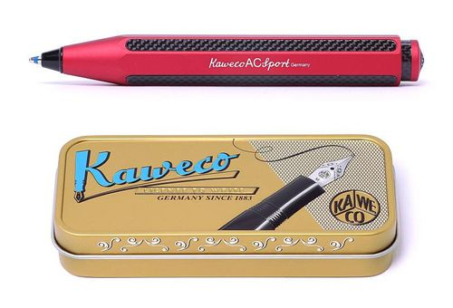Kaweco AC Sport ballpoint pen red – image 1