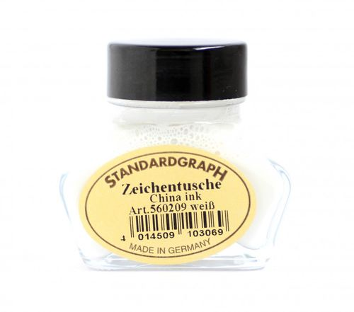 Standardgraph China Ink white 30 ml