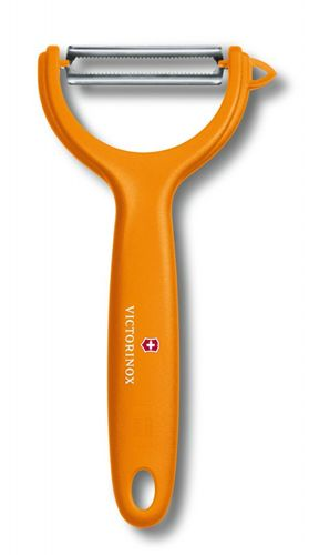 Victorinox Tomato and kiwi peeler, orange, 7.6079.9