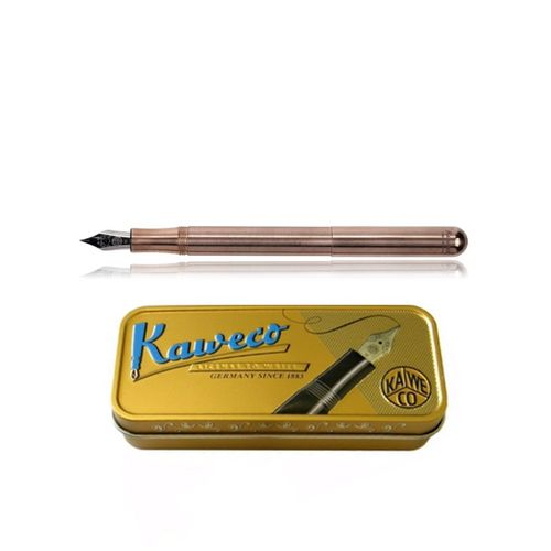 Kaweco Liliput fountain pen copper Nib: BB – image 1