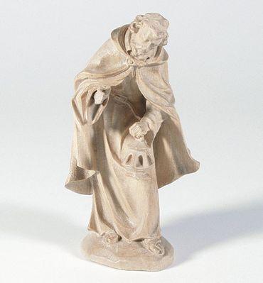 Krippenfigur Josef 14 cm Mesner-Krippe Holzfigur