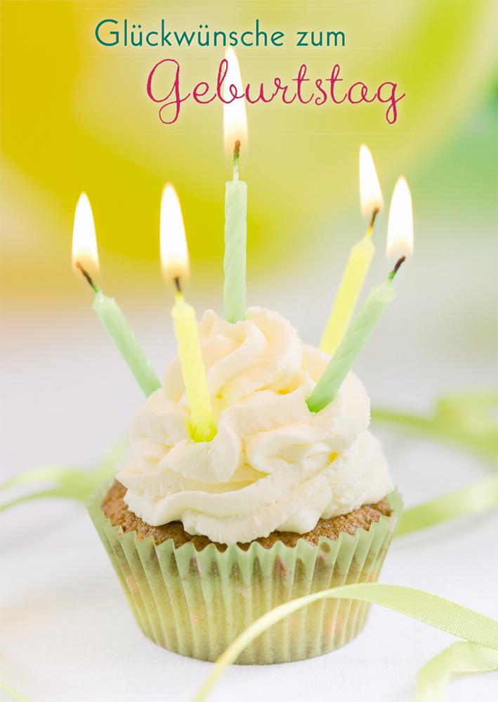 Geburtstagswünsche Karte Geburtstag.Geburtstagskarte Glückwünsche Zum Geburtstag 6 Stck