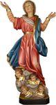 Maria Himmelfahrt Holzfigur geschnitzt Südtirol Maria Mutter Gottes Figur     – Bild 1