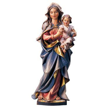 Wegbegleiterin Madonna Holzfigur Marienfigur