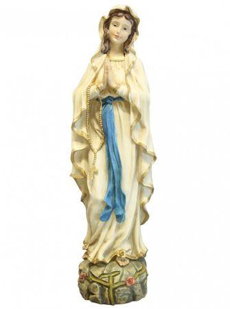 Lourdes Madonna Marienstatue 50 cm