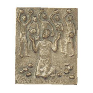 Stephanus Stephan Steffen Bronze (13 cm)