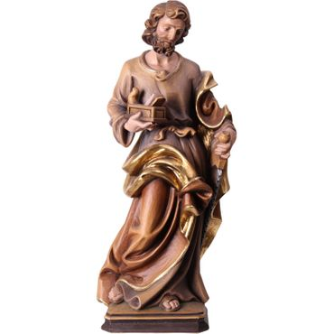 Heiliger Josef Holzfigur, geschnitzt handbemalt