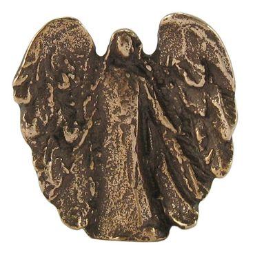Handschmeichler Behütender Engel 3,5 cm Bronzeengel