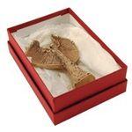 Schutzengel Segens-Engel 11 x 7 cm Bronze Bronzeengel – Bild 2