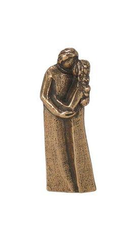 Handschmeichler Paar 7 cm Bronzefigur
