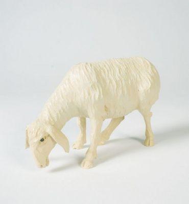 Krippenfigur Schaf fressend Lechtal-Krippe