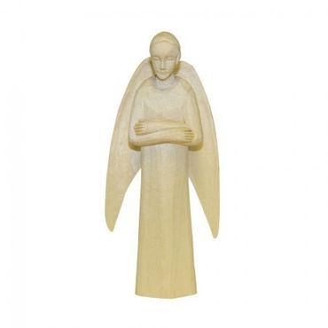 Engel stehend Bauer-Krippe 17 cm handgeschnitzt