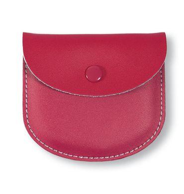 Rosenkranz Etui Leder Pink 8,5 cm Schmucketui