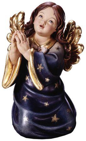 Engelfigur Chorengel betend handbemalt