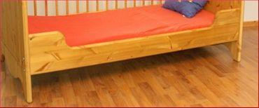 Umbauseiten Juniorbett  Babybett alle Modelle und Farben – Bild 1