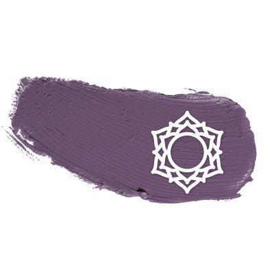 Colors of Intuition Farbeklecks lila - universal love