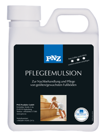 Pflegeemulsion